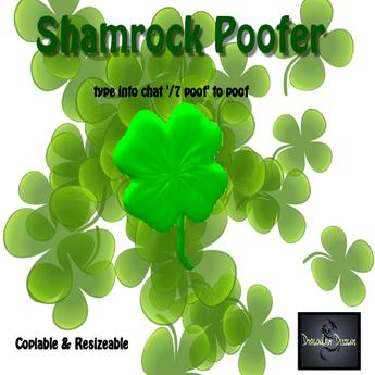 Shamrock Poofer