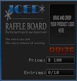 [SP] Raffle Board Pro Edition