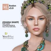 { wren's nest } Johana Shape (LeLutka Avalon v3.0)