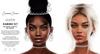 [Cinnamon Cocaine] Queen Diamond Set - Choker, Crown, & Earrings