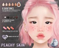 {S0NG} Peachy Skin / Dark - Genus x BOM  (Add to Unpack)