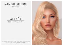 .minou minou. Alizee shape for Lelutka Irina