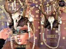 #187# Viking Headpiece