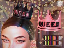 #187# Queen Crown
