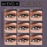 TONE 2 - UBU Layerables Inner Liners for LeL Evo X (ADD)