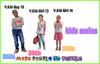 MESH PEOPLE -YO.kids series 10