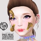 Schadenfreude Snail Facial