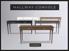 ChiMia:: Hallway Console Table v2