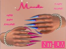 :.M.: Kupra Nails+ Hud  FATPACK