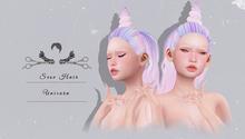 Sese. Unicorn. Hair - Pastels