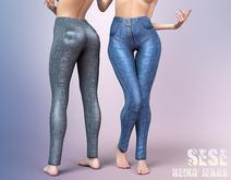 Sese - Keiko Jeans Blue