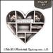 Marketplace Offer !! Follow US !! Heart bookshelf COPY & resize BOX