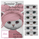 *SZ* Jasmine Eyes for Dinkies 1.9