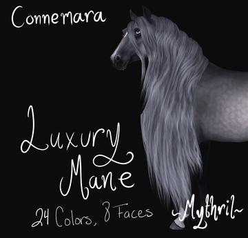 ~Mythril~ Luxury Mane (Connemara)