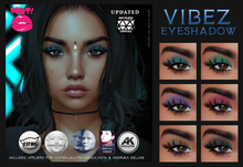 [POUT!] Vibez Eye shadow - Multi Appliers UPDATED