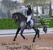 ~Mythril~ Teeglepet Dressage: Connemara