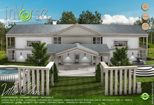 VILLA OLMO - furnished colonial house hi-resolution 500+ anims