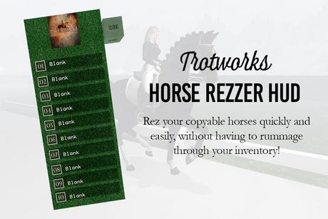 [Trotworks] Personal Horse Rezzer HUD v1.3 (boxed)