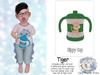 {SMK} Sippy Cup | Tiger
