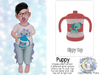 {SMK} Sippy Cup | Puppy