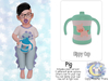 {SMK} Sippy Cup   Pig