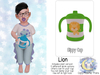 {SMK} Sippy Cup | Lion