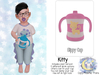 {SMK} Sippy Cup | Kitty