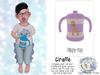 {SMK} Sippy Cup | Giraffe