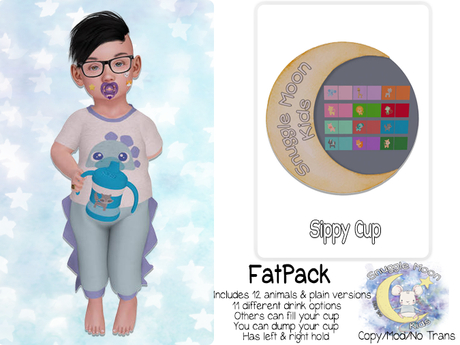 {SMK} Sippy Cup | FATPACK