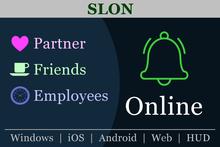 Slon - La liste d'amis de partout