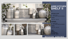 BROKEN ARROWS - Anne Kitchen - Shelf ll - FATPACK