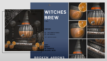 BROKEN ARROWS - Witches Brew