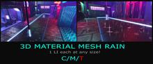 [RoS] 3D Material Rain - Personal Edition