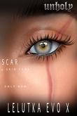 Unholy - Scars Eye  BOM only LELUTKA EVO X