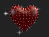 Spikes Heart Tipjar