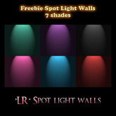 *LR* Freebie Spot Light Walls