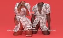 NitroPanic_Love Robe WHITE (add)