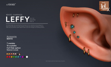 ANDORE - rigged earring - Leffy [ LeLutka Evo X ]