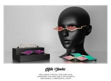 [goddess] Eilish Shades - Black