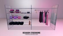 HEXAGON lofi wardrobe