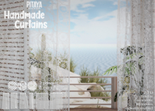 Pitaya - Handmade Curtains - Web Curtains