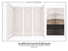 KraftWork French Wall Panels (Add Me)