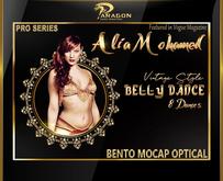 Alia Mohamed Vintage Style Belly Dance Pack