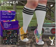 JACKALOPE ; Summer Kicks ; FATPACK