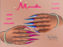 :.M.: Belleza Nails FATPACK