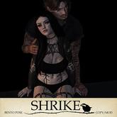 SHRIKE - You Are My Strength  - Couples Pose