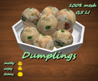 Dumplings *Box*