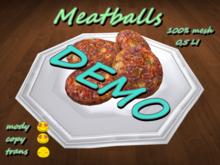 Meat balls DEMO *Box*