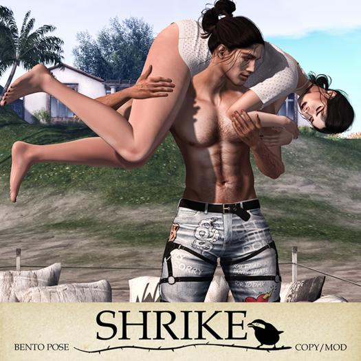 SHRIKE - Lemme Down  - Couples Pose