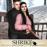 SHRIKE - Keeping Warm - Couples Pose